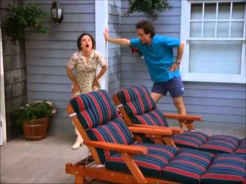 Seinfeld S05E20 The Hamptons - Jerry and Elaine finally get to see THE BABY