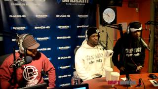A$AP F3RG Freestyles on Sway in the Morning