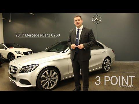 2017 Mercedes-Benz C-Class Review