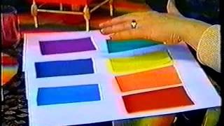 воздействие цвета и звуков на энергетику человека