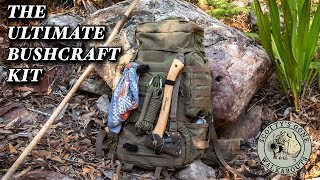 The Ultimate Bushcraft Kit For The Aussie Bush.