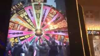 The Walking Dead $3 Max Bet Jackpot Hand Pay