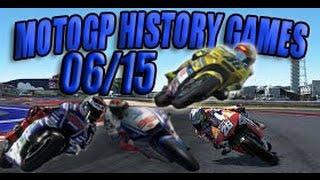 Motogp History Games | Motogp 06-Motogp 15