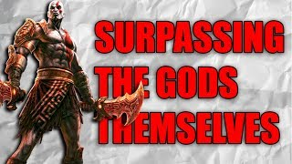 How Strong Is Kratos? (God of War)