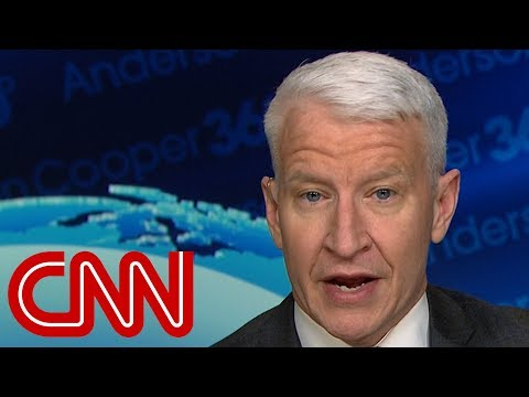 Image result for Anderson Cooper Bashes Republican Congressman For Pushing 'Shadowy Conspiracy' About CNN