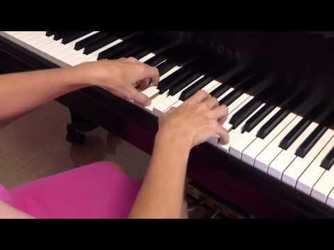 Suzuki Piano - Little Playmates