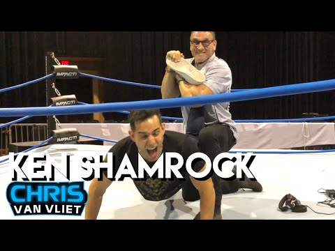 Ken Shamrock Says WWE Ignores His Legacy, Brock Lesnar, His Return To Wrestling, Kurt Angle, UFC