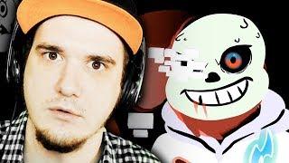 UNDERTALE ♥ AfterTale: Ghost *MysterySkulls Parody (Андертейл Афтертейл) | Реакция