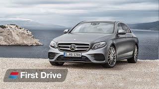 2016 mercedes e class first drive review