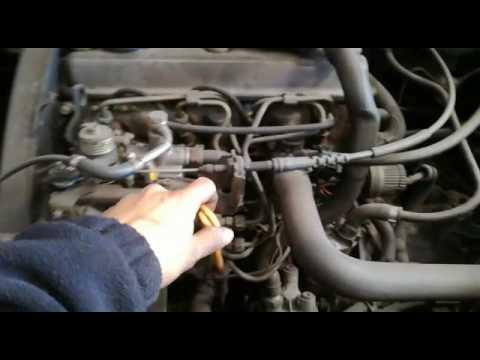 Motor completo Seat IBiza  CORDOBA 1.9 d ref 1y