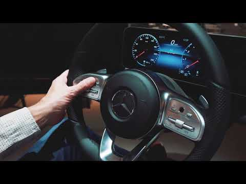 Mercedes-Benz A-Class: Engine & MBUX Walkaround | Mercedes-Benz Canada