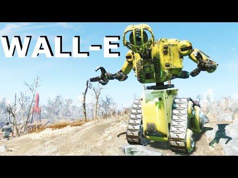 Fallout  Automatron Robot Builds Youtube