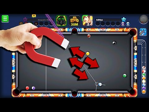8 Ball Pool How Miniclip Magnets Work On Table! Deepak's Road Ep 28 -Best Legendary Boxes Opening-