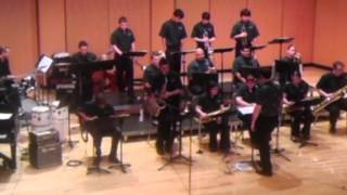 Mercy, Mercy, Mercy by Josef Zawinul performed by ENMU Jazz Band