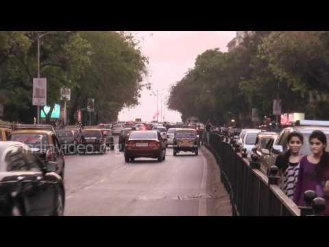 Churchgate Road, Mumbai
