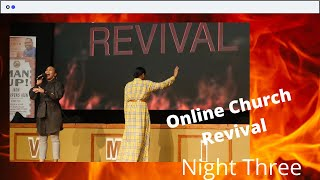 Online Church Revival | Night 3 | 05-15-2020