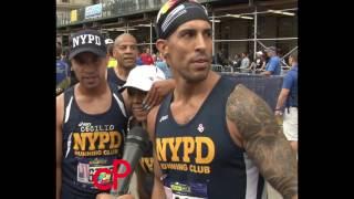 Conversation P.A.C.E. 2016 5th Ave Mile FDNY Run Club/NYPD Run Club