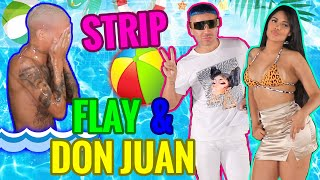 FLAY E DON JUAN: STRIPISCINA !!! | #MatheusMazzafera