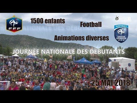 2018 05 26 Actu'Sport   Journée Nationale des débutants