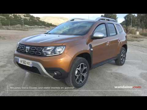 essai du nouveau dacia duster youtube. Black Bedroom Furniture Sets. Home Design Ideas