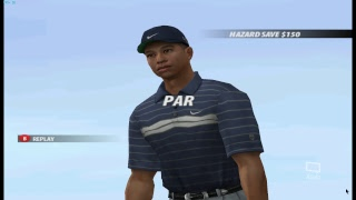 Tiger Woods PGA Tour 2005 GameCube (Livestream VOD)