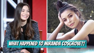A Car Accident Completley Changed Miranda Cosgrove's Career