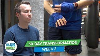 30-Day Transformation: Week 2 - Meditation | Elvis Duran Exclusive