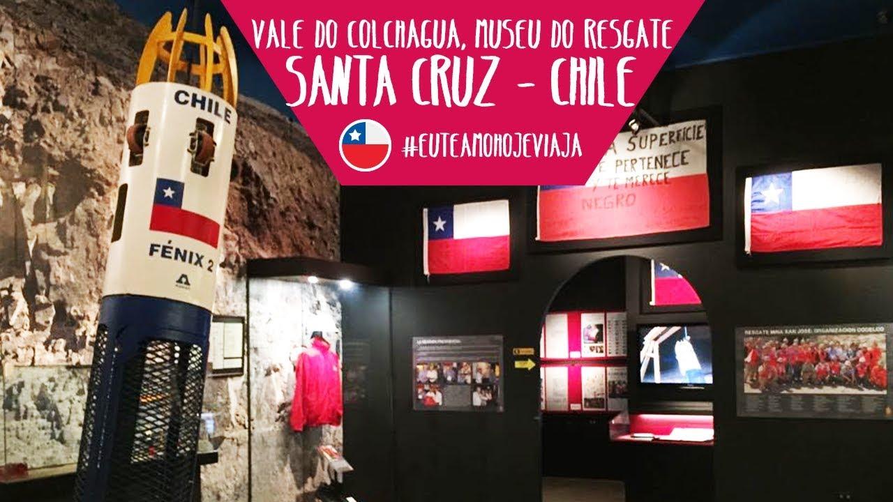 Download 🇨🇱 No Chile: Santa Cruz, Vale do Colchagua e Museu do Resgate 🇨🇱