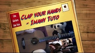 Clap your hands - Imany - Guitare Tuto