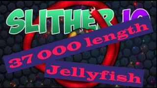 Slither.io #5 - HOW I GOT TO 37k!!!!