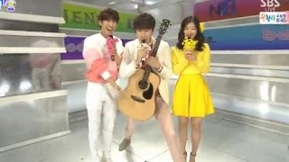 [CUT] 150322-  MC   Lee kwang soo(SBS INKIGAYO)