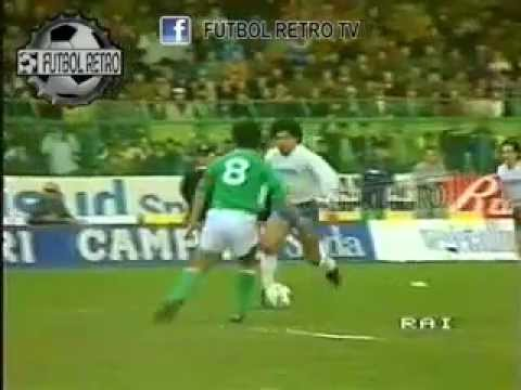 Avellino 0 vs napoli 1 serie a 1984 85 diego maradona for Serie a table 1984 85