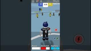 ROBLOX FOOTBALL: Russie x Brésil