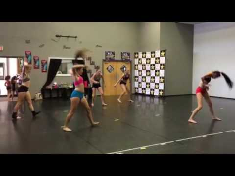 Instep dance with Timothy