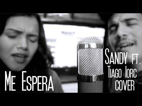 Me Espera - Hugo Rocha e Lorena Martins (Luna Comet) [cover Sandy feat. Tiago Iorc ]