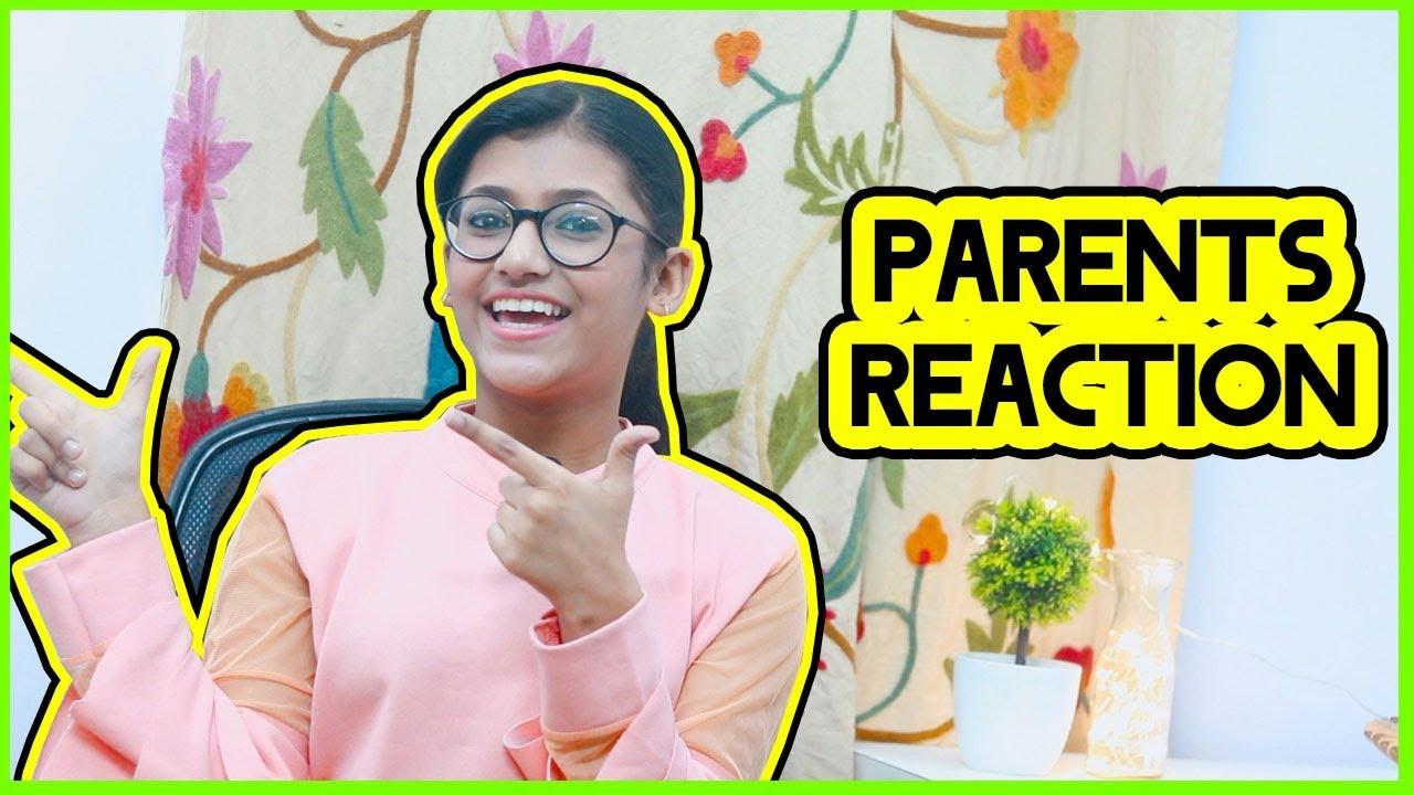 My Parents Reaction on my Video! Q&A   SAMREEN ALI