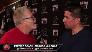 "FREDDIE ROACH ON MCGREGOR PACQUIAO ""IT WOULD BE RIPPING OFF THE WORLD, ITS NOT A FAIR FIGHT!"""