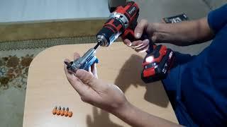 AEG Köşe vidalama aparatını tanıtım ve uygulama videosu