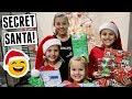 Epic Christmas Secret Santa Mystery Box! Opening Presents!