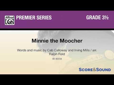 Minnie the Moocher, arr. Ralph Ford – Score & Sound