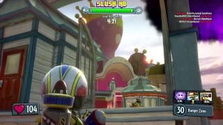 Plants vs. Zombies: Garden Warfare: Sky Trooper Gameplay