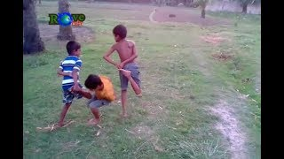 village fantastics children fighting 2018