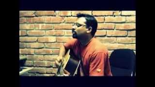"""Bappa Mazumder Song """"Adhare jochona hoye"""" Cover by William"""