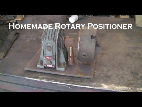 Weld positioner build part 1