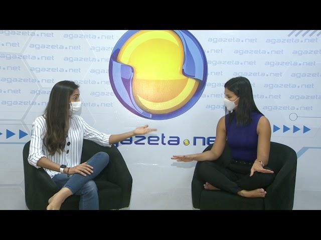 Entrevista com Marcela Xavier sobre yoga