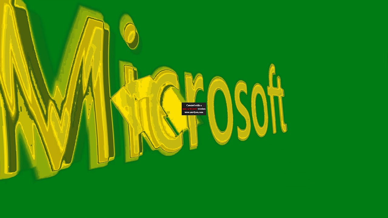 Download Microsoft logo Effects Round 1 Vs Everyone (1-14)