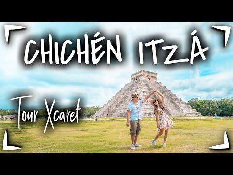 CHICHEN ITZA TOUR 🔴 XICHEN by XCARET TODO INCLUIDO ► Tour de 1 dia DELUXE ✅ Tour desde Riviera Maya