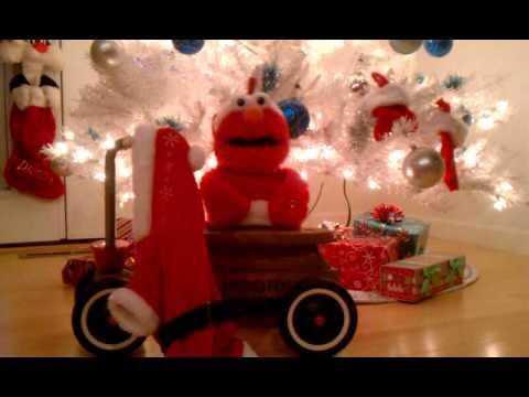 Elmo Christmas Song