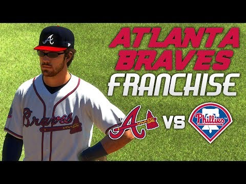 MLB The Show 17: Braves Franchise [G1 S3, Ep. 67] - OPENING DAY 2019