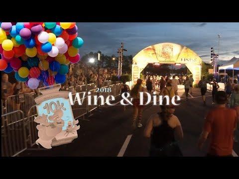 Disney Wine & Dine Weekend - 10K